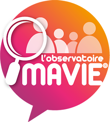 Logo, observatoire MAVIE, MAVIE, Inserm, Isped, Calyxis, étude, santé publique, étude scientifique, santé, recherche médicale, cohorte, accidents, accidentologie, accidents de la vie courante, accident de la vie courante, accident domestique, accidents domestiques, volontaire, volontaires, prévention, risque d'accident, France